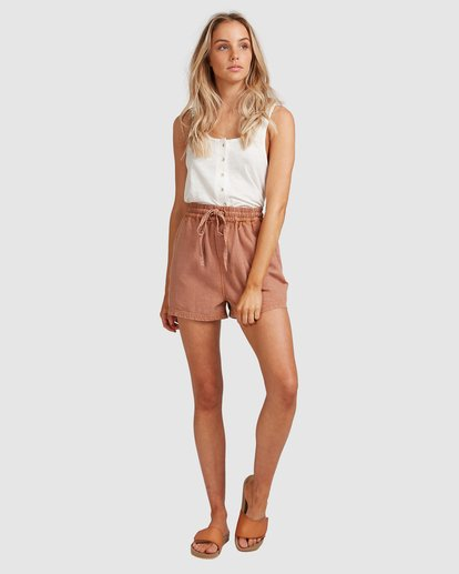 9 Louie Shorts Brown ABJNS00160 Billabong