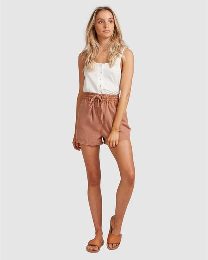 10 Louie Shorts Brown ABJNS00160 Billabong