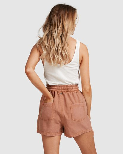 2 Louie Shorts Brown ABJNS00160 Billabong