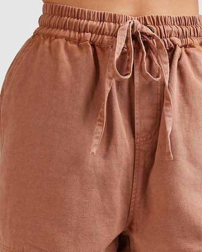 4 Louie Shorts Brown ABJNS00160 Billabong