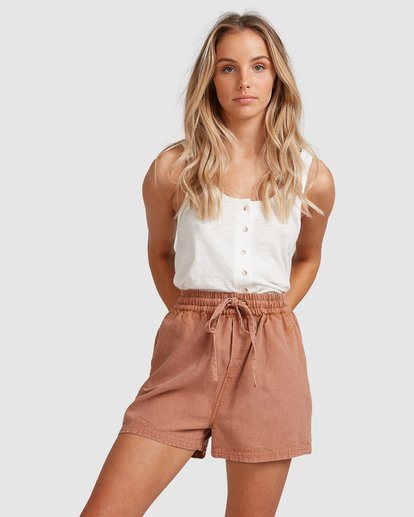 3 Louie Shorts Brown ABJNS00160 Billabong