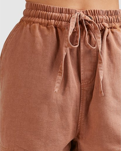 8 Louie Shorts Brown ABJNS00160 Billabong