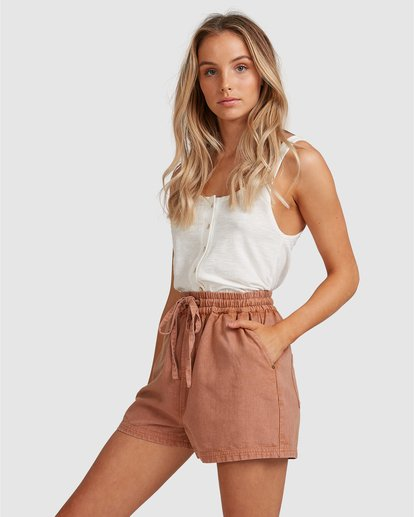 6 Louie Shorts Brown ABJNS00160 Billabong