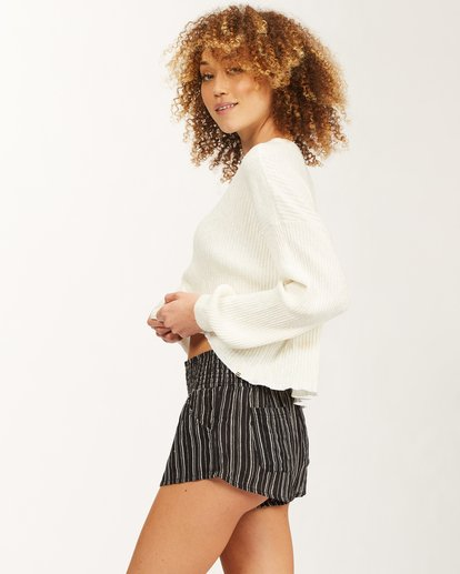 1 Waves For Days Knit Shorts Black ABJNS00165 Billabong