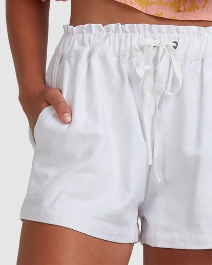 4 Sunny Dayz Short White ABJNS00178 Billabong