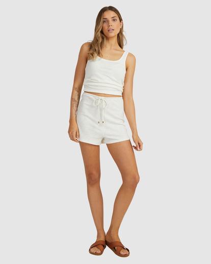 5 Oceania Shorts White ABJNS00197 Billabong