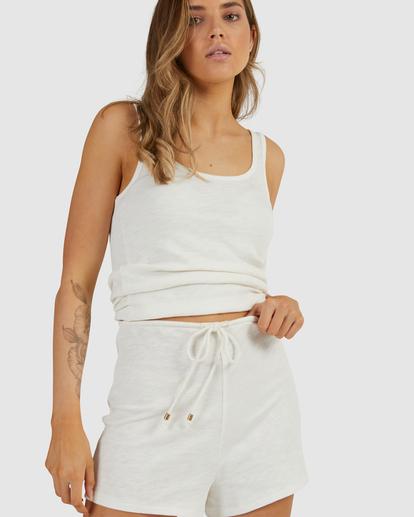 4 Oceania Shorts White ABJNS00197 Billabong