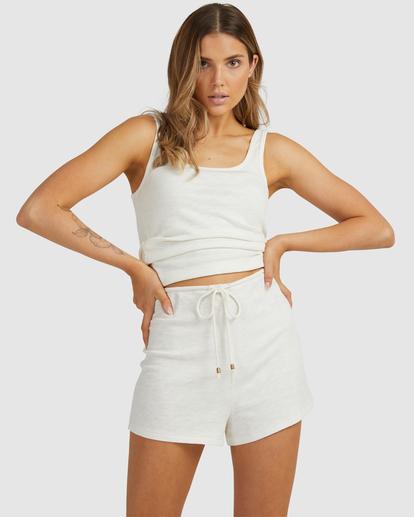 0 Oceania Shorts White ABJNS00197 Billabong