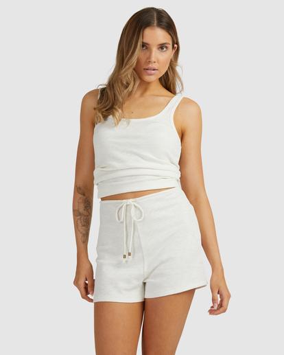 3 Oceania Shorts White ABJNS00197 Billabong