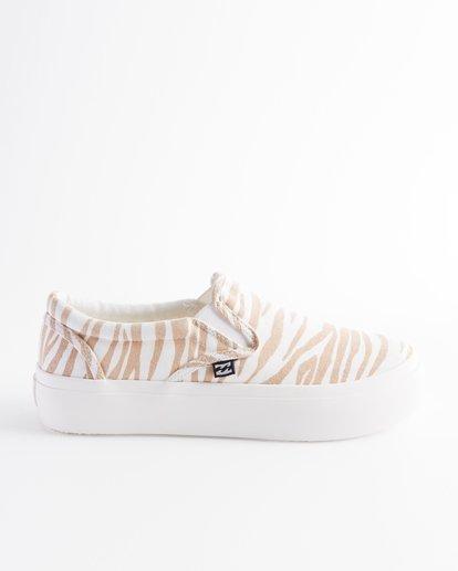 3 Makena Slip-On Shoes Black ABJS300012 Billabong