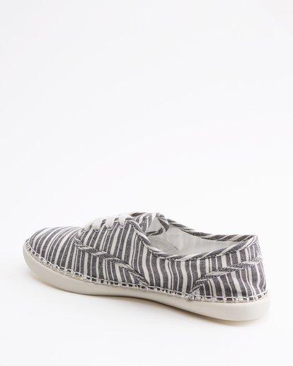 4 Juno Canvas Shoe Black ABJS300014 Billabong