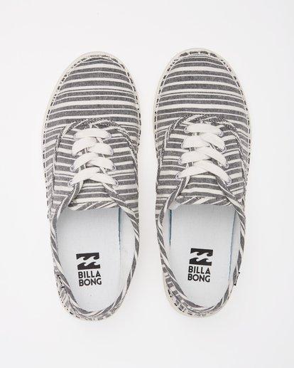 2 Juno Canvas Shoe Black ABJS300014 Billabong