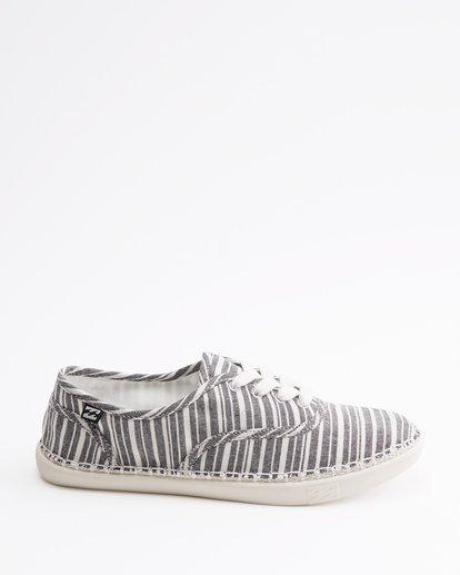 5 Juno Canvas Shoe Black ABJS300014 Billabong