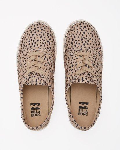 1 Juno Canvas Shoe Beige ABJS300014 Billabong