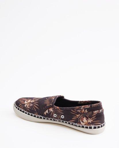 3 Del Sol Slip-On Shoe Black ABJS300015 Billabong