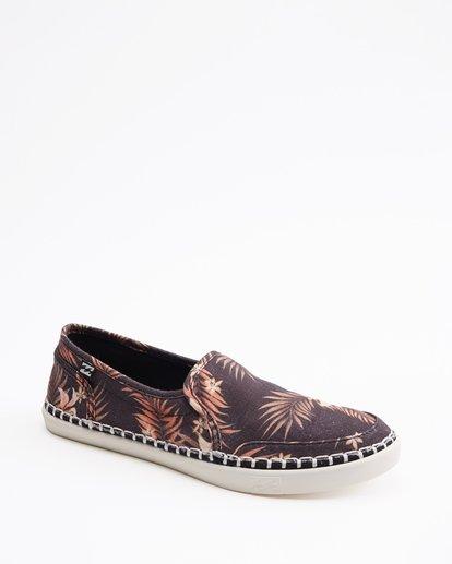 2 Del Sol Slip-On Shoe Black ABJS300015 Billabong