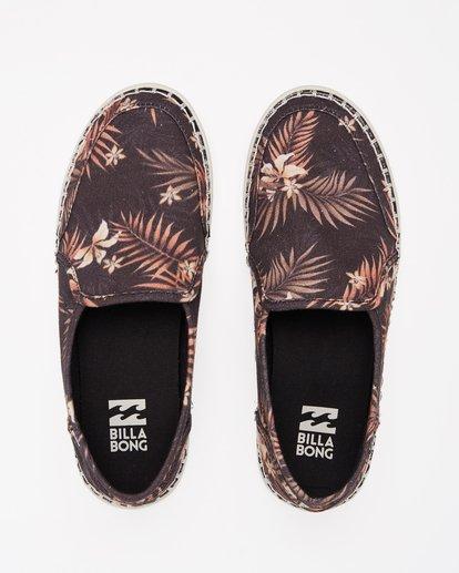 1 Del Sol Slip-On Shoe Black ABJS300015 Billabong