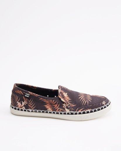 4 Del Sol Slip-On Shoe Black ABJS300015 Billabong