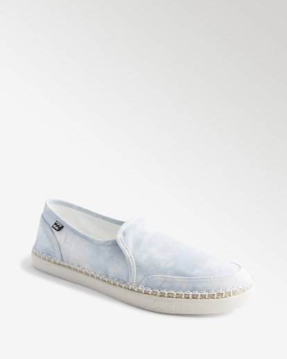 1 Del Sol Slip-On Shoes Brown ABJS300015 Billabong