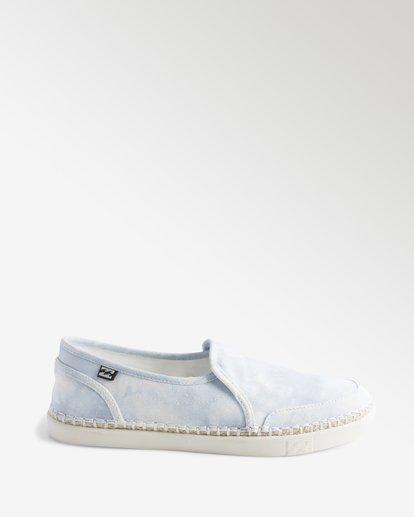 3 Del Sol Slip-On Shoes Brown ABJS300015 Billabong
