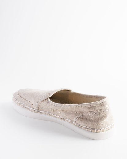 2 Del Sol Slip-On Shoes White ABJS300015 Billabong