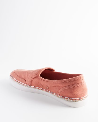 2 Del Sol Slip-On Shoes Orange ABJS300015 Billabong