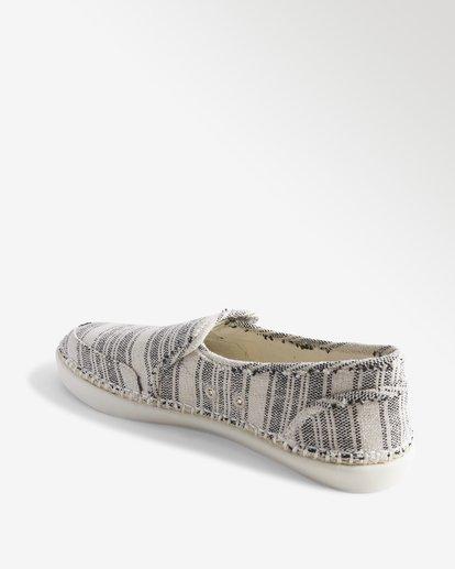 2 Del Sol Slip-On Shoe White ABJS300015 Billabong
