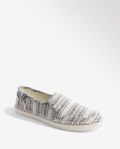 1 Del Sol Slip-On Shoe White ABJS300015 Billabong