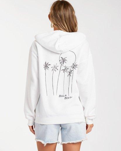 2 Sun Kissed Pullover Sweatshirt White ABJSF00113 Billabong