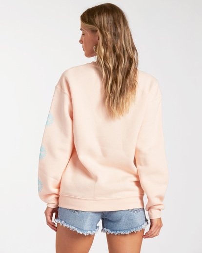 2 Poolside Pullover Sweatshirt Grey ABJSF00118 Billabong