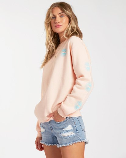 1 Poolside Pullover Sweatshirt Grey ABJSF00118 Billabong