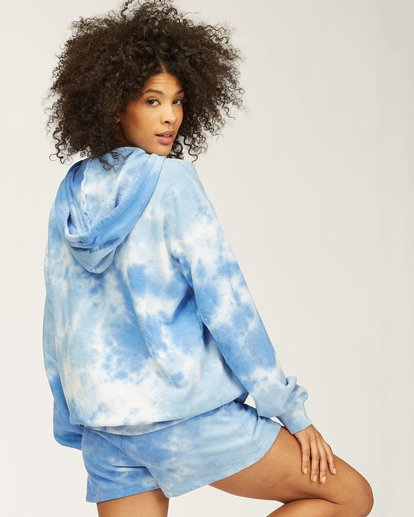 2 Surf Tie-Dye Hoodie Multicolor ABJSF00126 Billabong