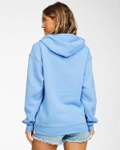 2 Beach Dream Hoodie Purple ABJSF00139 Billabong