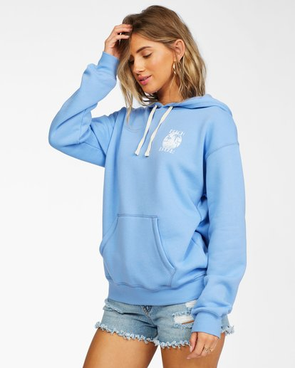 1 Beach Dream Hoodie Purple ABJSF00139 Billabong