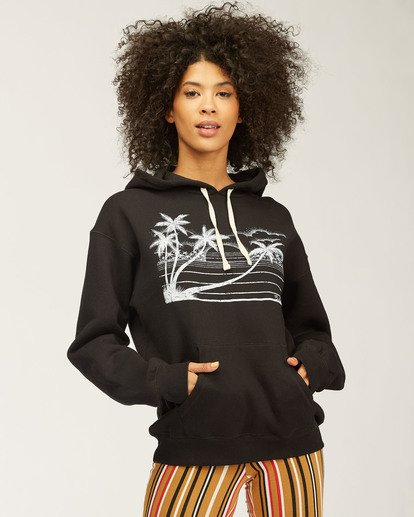 1 Take Me Back Hoodie Black ABJSF00159 Billabong