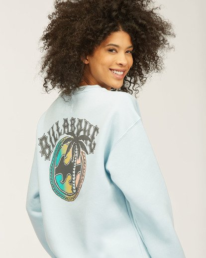 0 Sea Dreams Crew Neck Sweatshirt Multicolor ABJSF00163 Billabong