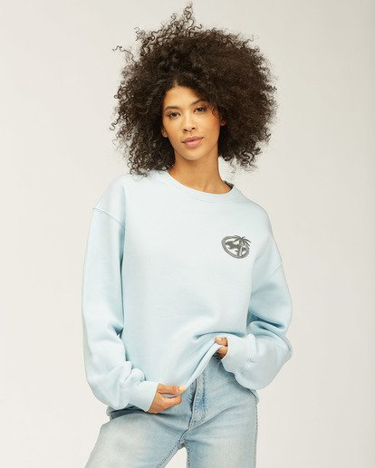 1 Sea Dreams Crew Neck Sweatshirt Multicolor ABJSF00163 Billabong