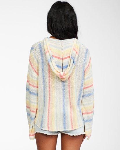 2 Baja Beach Sweater Brown ABJSW00125 Billabong
