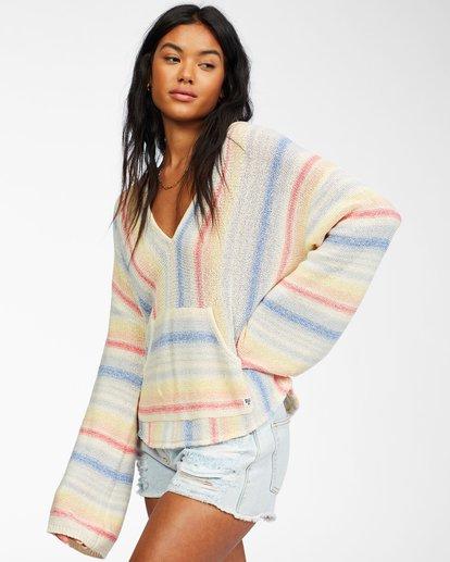 1 Baja Beach Sweater Brown ABJSW00125 Billabong