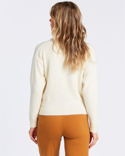 2 Carry On Sweater White ABJSW00131 Billabong