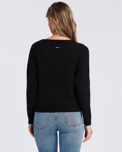 2 Carry On Sweater Black ABJSW00131 Billabong