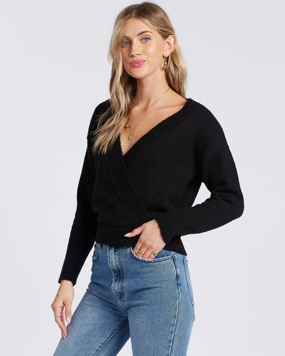 1 Carry On Sweater Black ABJSW00131 Billabong