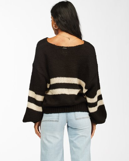 2 Laid Back Sweater Black ABJSW00134 Billabong