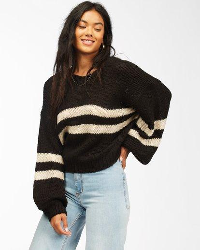 1 Laid Back Sweater Black ABJSW00134 Billabong