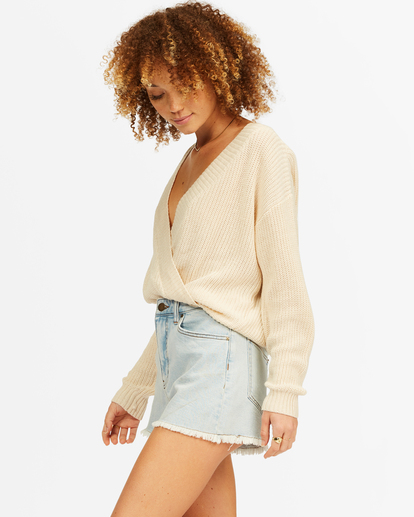 1 Bring It Sweater White ABJSW00135 Billabong