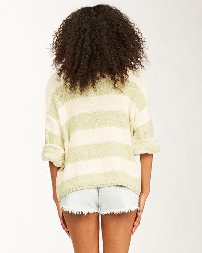1 Lost Paradise Sweater Green ABJSW00141 Billabong