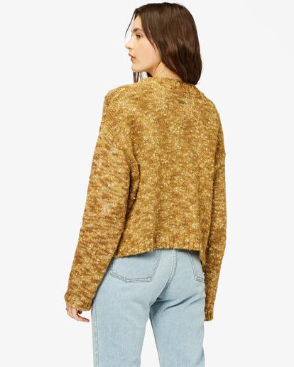 4 Catch Up Cardigan Sweater Green ABJSW00160 Billabong