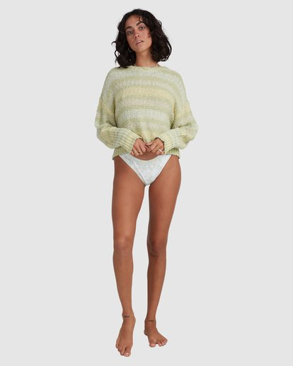 6 Easy Going Sweater Green ABJSW00181 Billabong