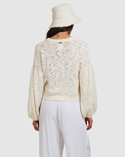 4 Sunray Sweater White ABJSW00190 Billabong