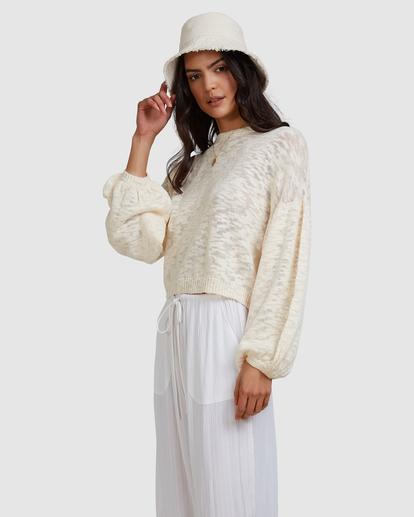 2 Sunray Sweater White ABJSW00190 Billabong